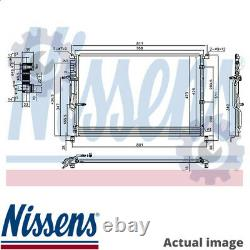 New A/c Air Condenser Radiator New Oe Replacement For Audi A8 4e2 4e8 Bsm Bvn