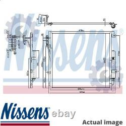 New A/c Air Condenser Radiator New Oe Replacement For Land Rover Range Rover