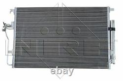 New A/c Air Condenser Radiator New Oe Replacement For Vw Mercedes Benz Crafter