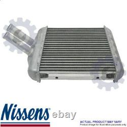 New Heater Radiator Exhanger Unit For Bmw X5 E53 M62 B46 N62 B48 A Nissens