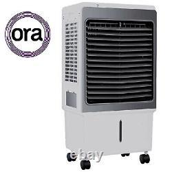 ORA 35L Air Cooler Evaporation Room Temperature Chiller Control 3 Speed Fan Flow