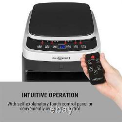 OneConcept Freshboxx Pro Air Cooler 3-in-1 65W 966m³ / h 3 Wind Speeds Black