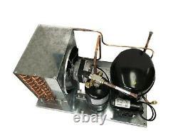 Outdoor QT AE4440Y-AA Condensing Unit 1/3 HP, Medium Temp, R134a, 115V/1PH (USA)