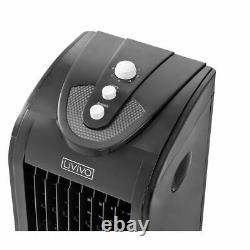 Portable Air Cooler Unit Ice Water Fan Humidifier Purifier Conditioner Ionisator