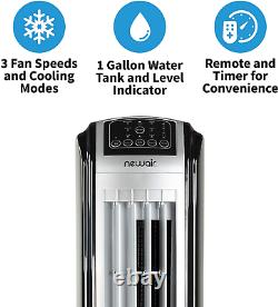Portable Room Air Conditioner Indoor Cooler Fan Humidifier Conditioning Units AC