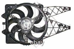 Radiator Cooling Fan Module Unit For Fiat Lancia Bravo II 198 198 A7 000 198 A6