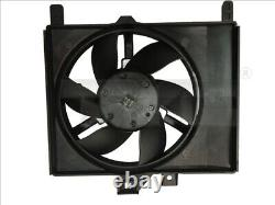 Radiator Cooling Fan Module Unit For Smart City Coupe 450 M 160 E6al B04 M 160