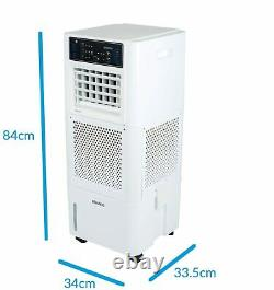 Slim20i 18L Evaporative Air Cooler and Air Purifier, for Areas up to 35 sqm