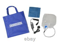 Transcool Evaporative Air Cooling Fan (Portable Spot Cooler Chiller Water Dog)