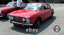 Vent Box Kühlerkasten Alfa Romeo 105 Giulia Gt Junior Bertone 2000 1968-1977